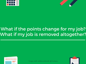 [Expert Tip] What If My Job Gets Removed From the Occupation Lists?