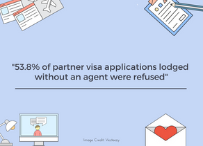 [Expert Tip] Why Partner Visa Applications Get Refused and What You Can Do