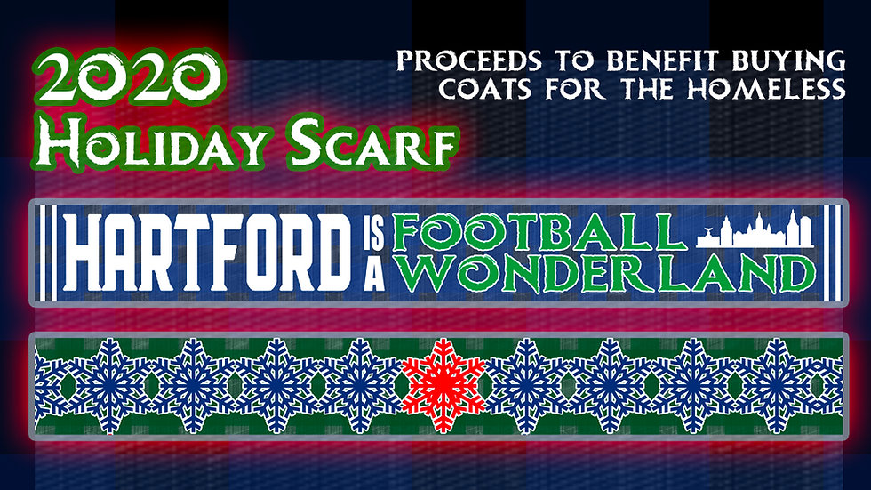 2020 Holiday Scarf for Charity