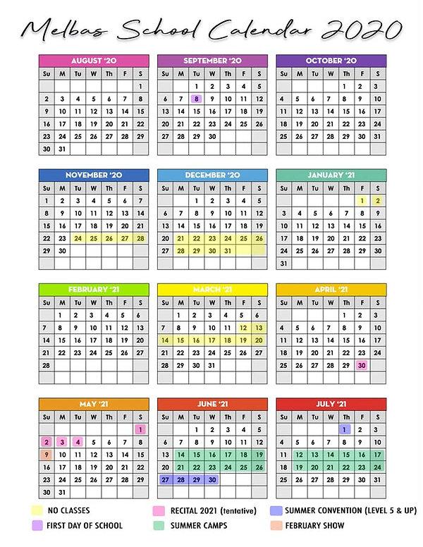 School Calendar 2020-2021 update_2020-11