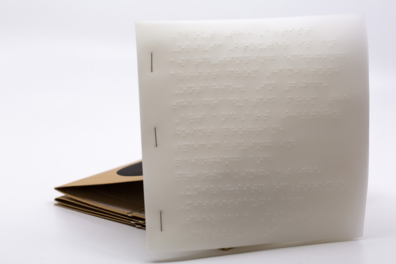 CONTACT Braille Book
