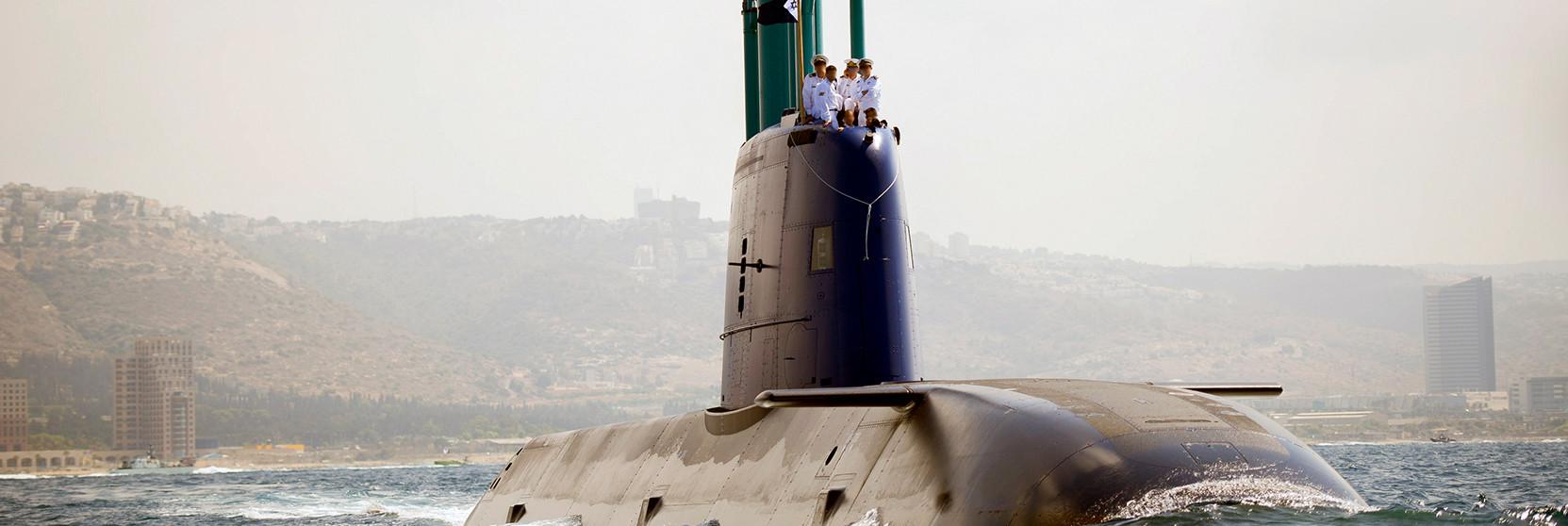 Astronautics Dolphin submarine