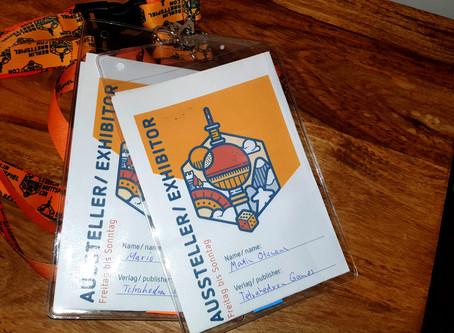 Tetrahedron on Tour: Berlin Con 2019
