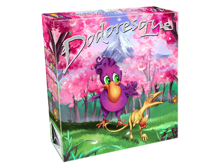 OUT NOW | Dodoresque: Cherry Blossom
