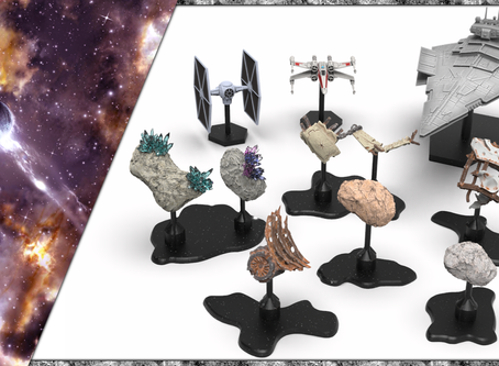 """""""Space Scenery""""-Kickstarter launched"""