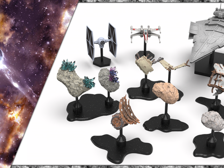 """Space Scenery""-Kickstarter launched"