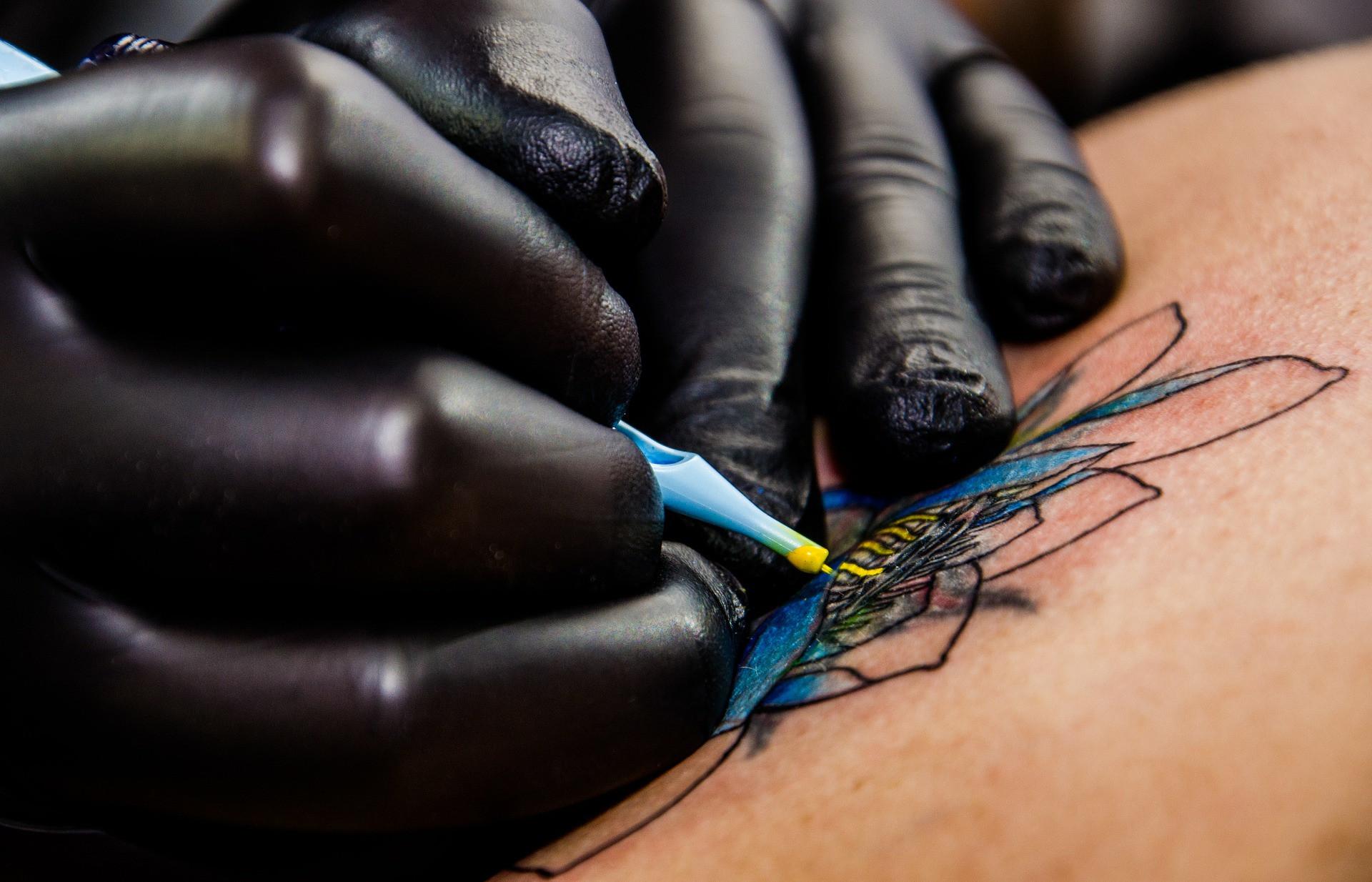 Atopowe Zapalenie Skóry I Tatuaże Alergie Na Tusz