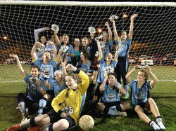 U16G Adders - Grand Final Winners