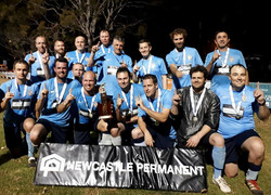 Over 35s Grand Final Champions