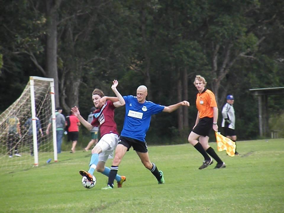 Port FC vs Port Saints 26 Apr 2014