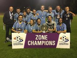 U18s Zone Champions