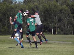 Port FC vs Port United 12 Apr 2014