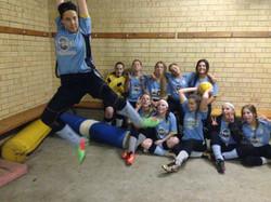 U16 Adders - Prelim Final 'warm up'