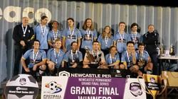 U18s Grand Final Champions