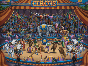 The Best Seat and Fastest Way to the Circus