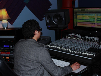 Defining the Producer: The Studio Superstar