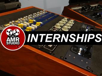 AMR Studio Internships