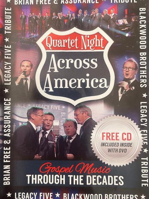 Quartet Night In America