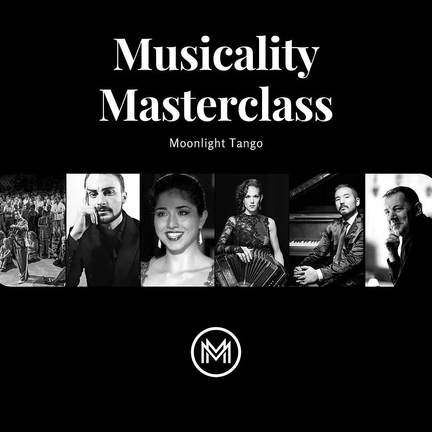 Musicality Masterclass Long Weekend