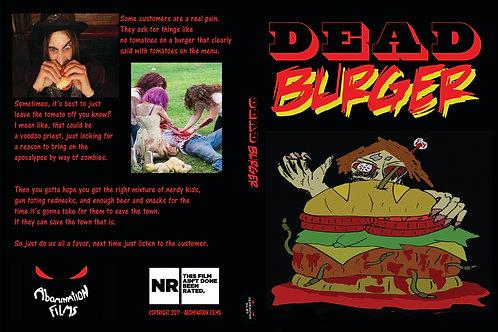 Dead Burger DVD