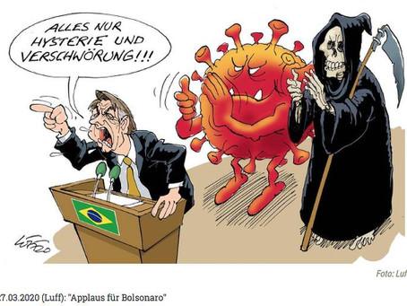 Jair Bolsonaro: culpa ou responsabilidade?