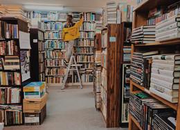 שוק הספרים לאן