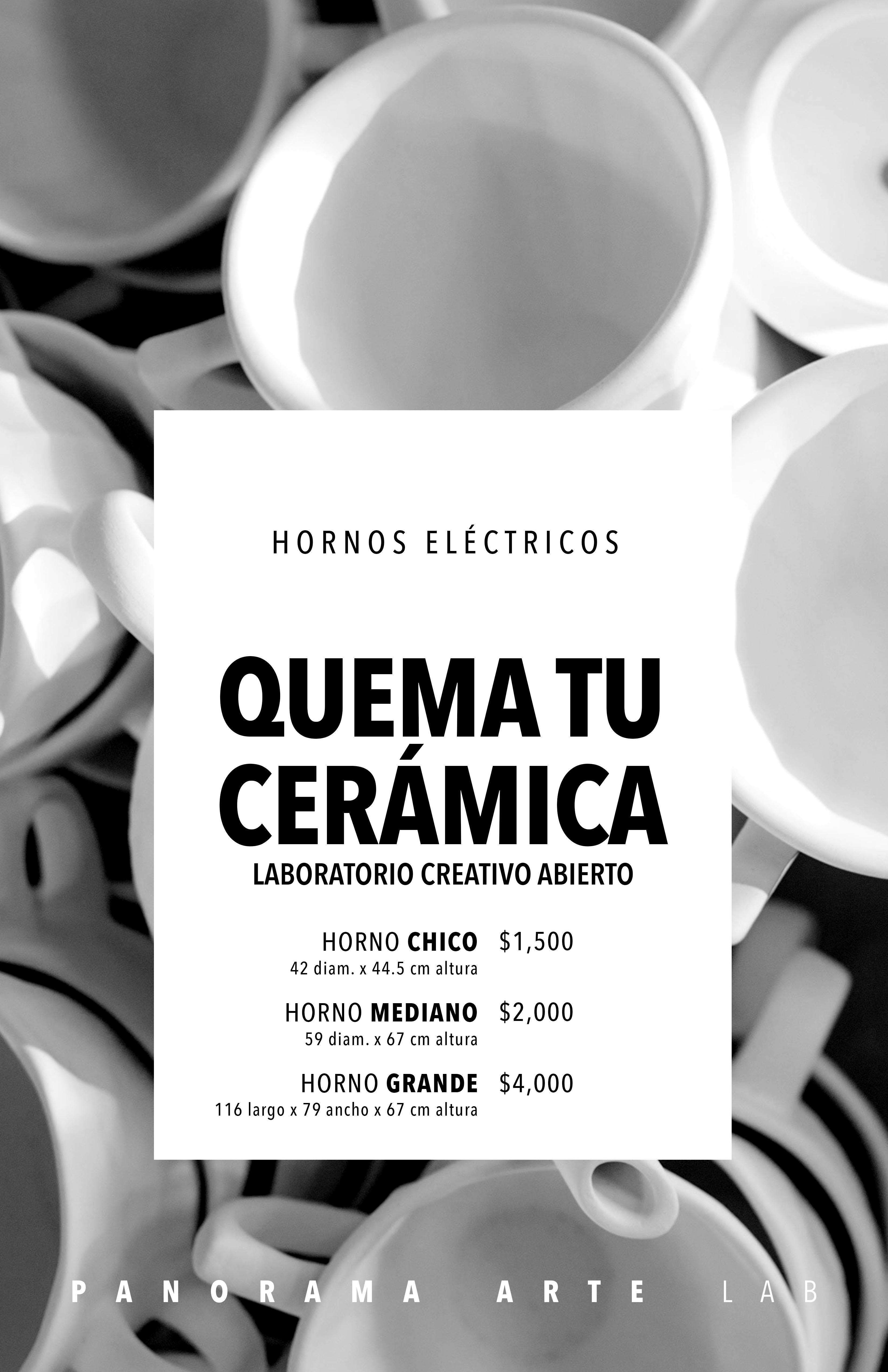 HORNOS ELÉCTRICOS