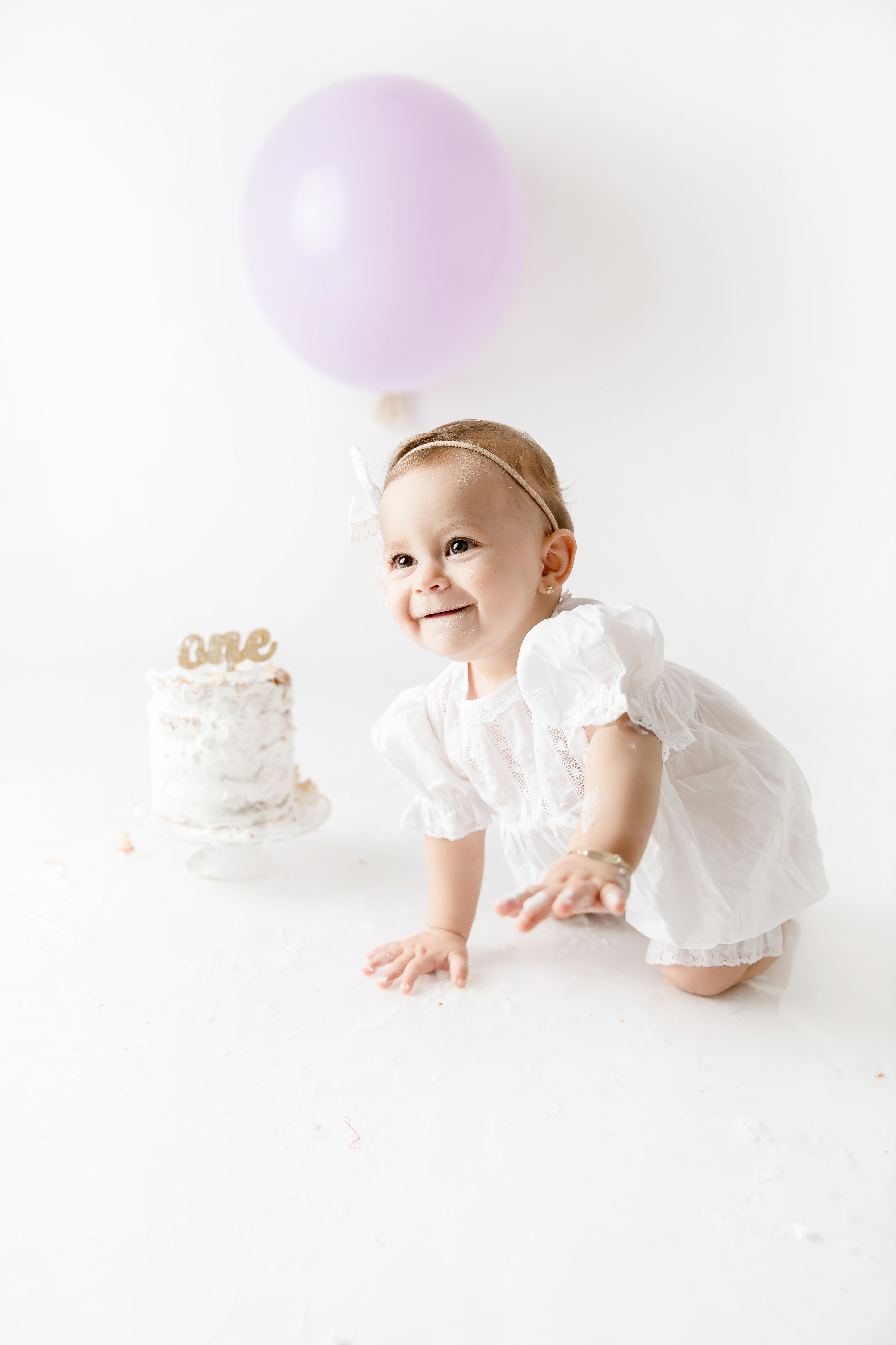 Cake Smash/ Birthday Session