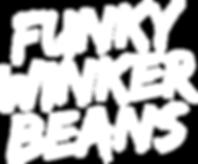 Funky Winker Beans - Logo Stacked - W.pn