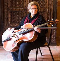 Trilla Ray-Carter, cello, music instruction