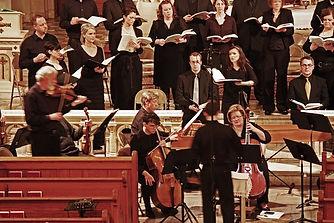 Kansas City Baroque Consortium, Handel'sMessiah, Ryan Board conductor, Trilla Ray-Carter