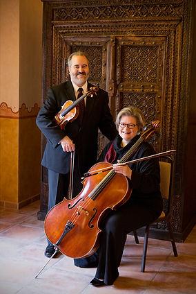 Carray Music, Monty Carter, Trilla Ray-Carter, strings, wedding music, Kansas City