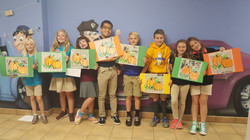 Art Picture - Fourth through Sixth Grade