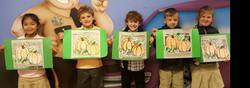Art Picture - Kindergarden & First Grade