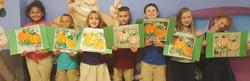 Art Picture - Second & Third Grade - Oct