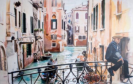 Venice - Ponte de l'Ogio