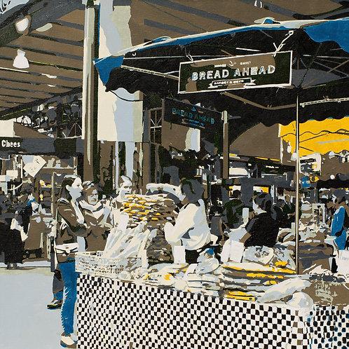 Borough Market 3 - The Bread Merchant