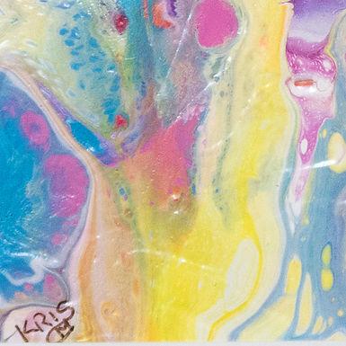 Fluid Acrylic Art