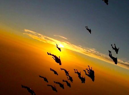 Drop Into Paradise! Skydive Seychelles