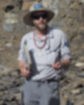 Burgess Shale guide Hugh Southee