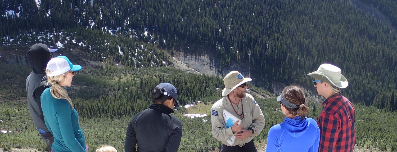 Burgess Shale hike