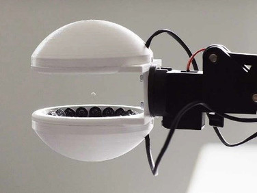 Ultrasonic Grippers Will Allow Robots to Move Objects Without Touching Them
