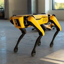 Boston Dynamics 'Spot' Robot Dog Tested by Local Police for Bomb Disposal