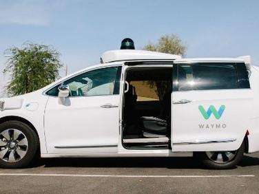 Autonomous Driving Company Waymo Raises $2.25bn in March 2020