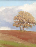 This is a landscape painting by Craig Palmer