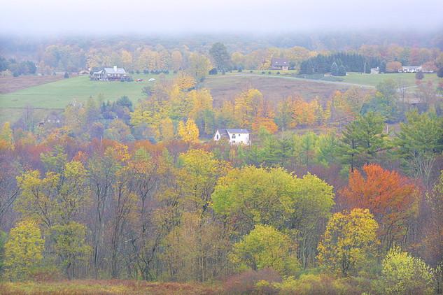 Upstate NY 2001
