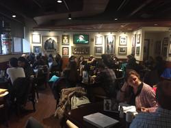 Breakfast at Hardrock Cafe