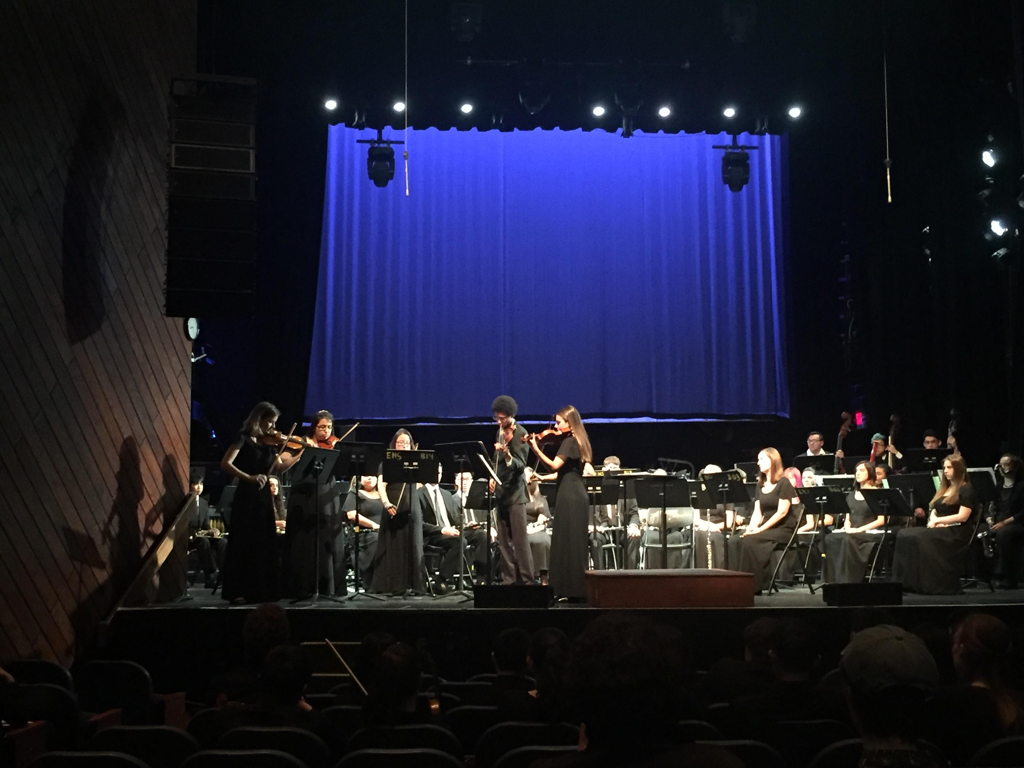 Berklee Performance Center Concert