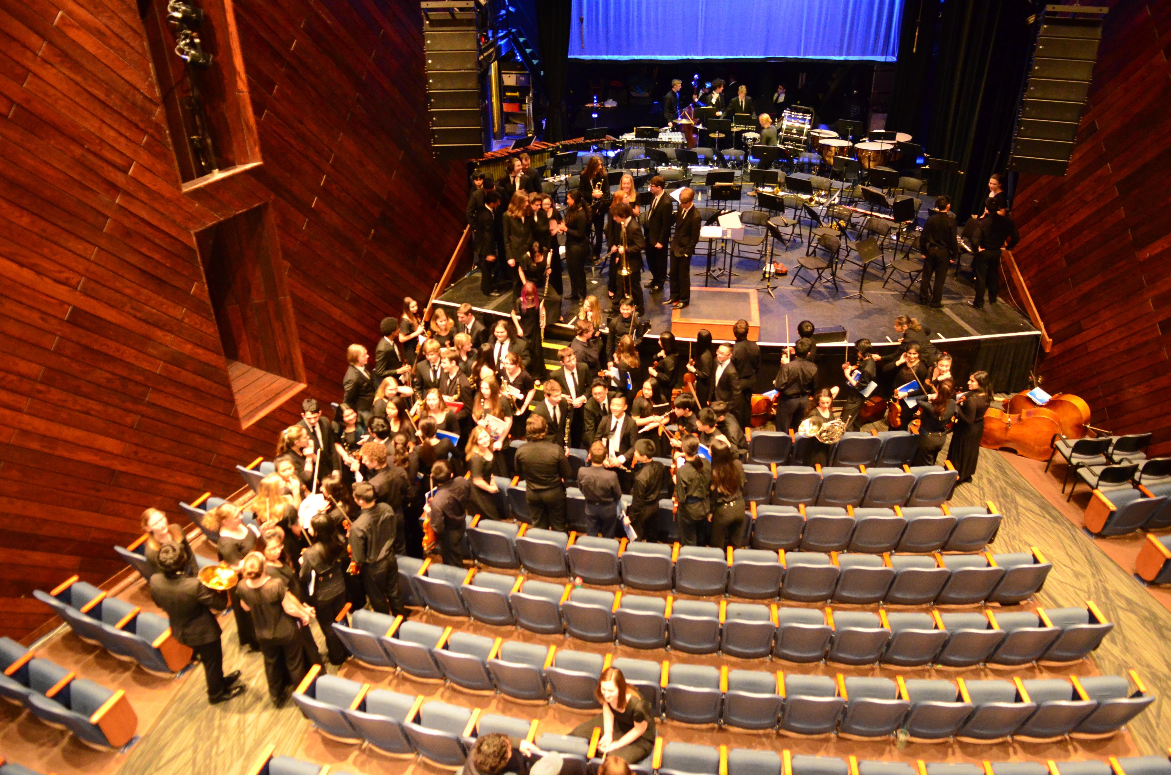 Post Concert Social