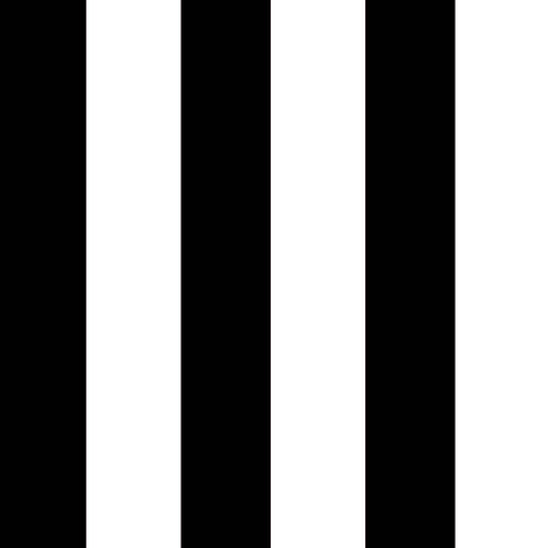 LARGE SQUARE BLACK ROWS VERTICAL